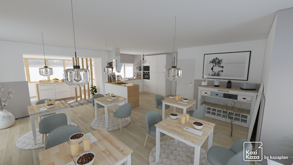 photo Havre de paix pour cette maison familiale ou maison d'hôtes !