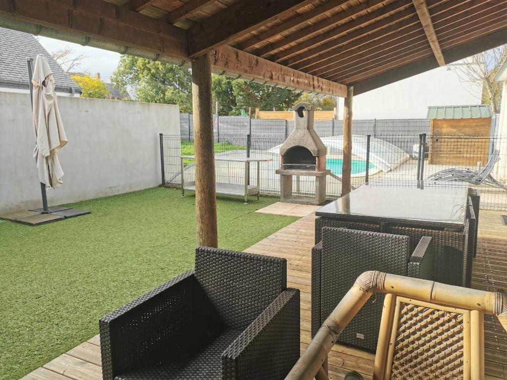 photo Ensemble immobilier - 2 maisons - 305 m²