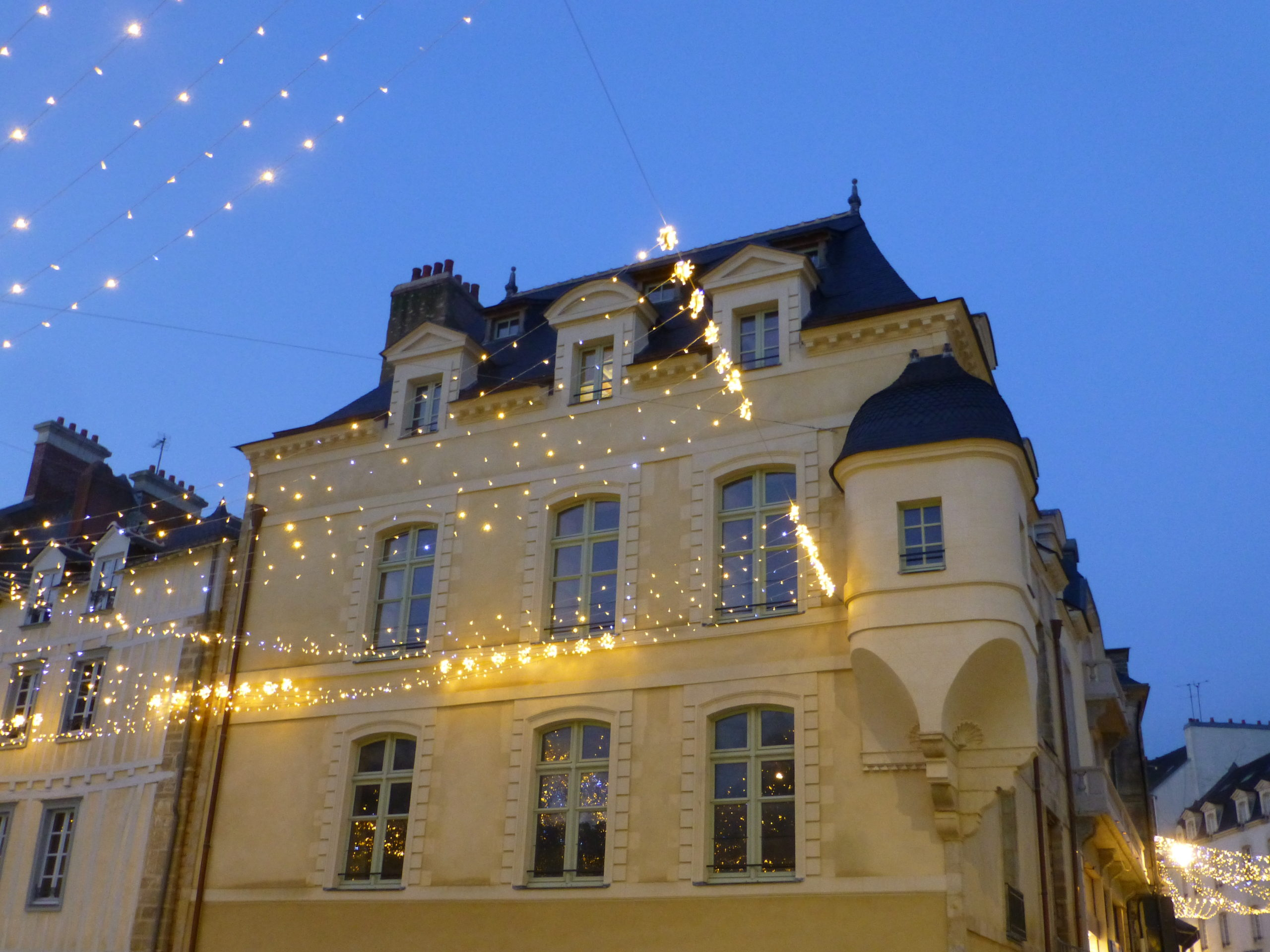 Hôtel de Francheville à Vannes